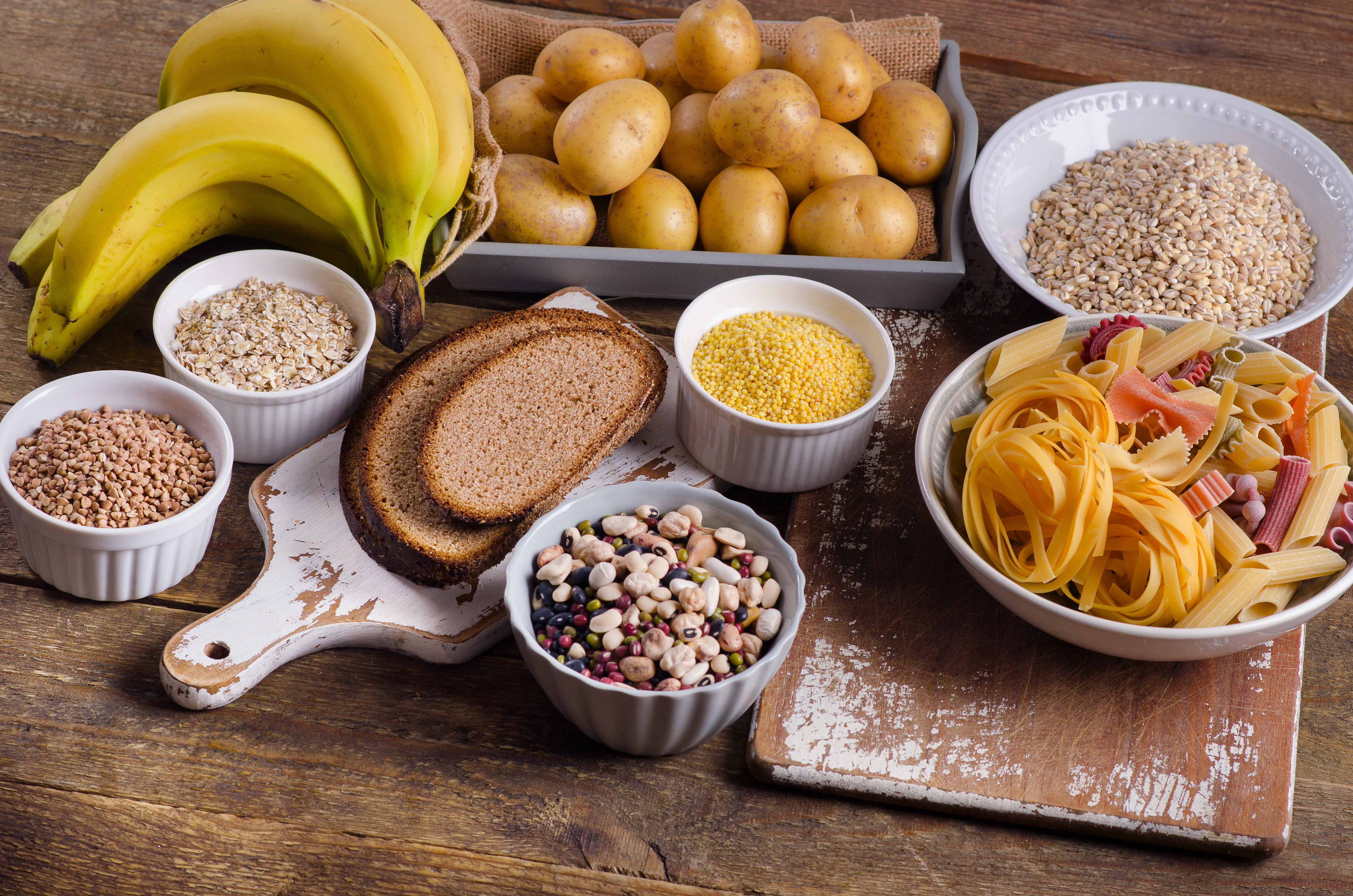 The Truth about Carbs and Weight Management